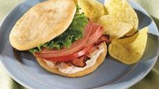 Chicken California Club Sandwiches Recipe