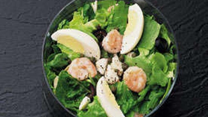 Seafood Salad Bowl