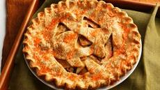 Ginger-Pear Pie Recipe