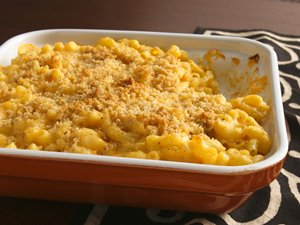 Macaroni and Cheese (Makeover)