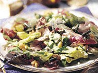 Roquefort and Toasted Walnut Salad