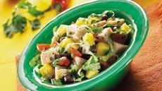 Spicy Southwestern Turkey Salad Recipe