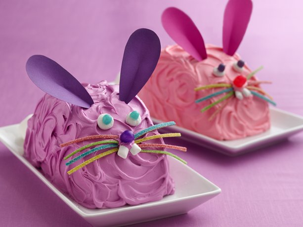 Easter Bunny Cakes Amp Assorted Easter Cupcakes