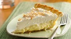 Creamy Coconut Pie Recipe