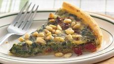 Tuscan Spinach Torta Recipe