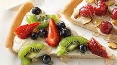Easy Fruit Pizza Recipe