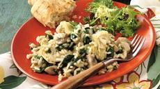 Florentine Risotto Recipe