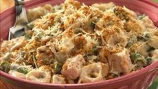 Spring Chicken-Tortellini Casserole Recipe