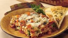 Garden Vegetable Lasagna Recipe