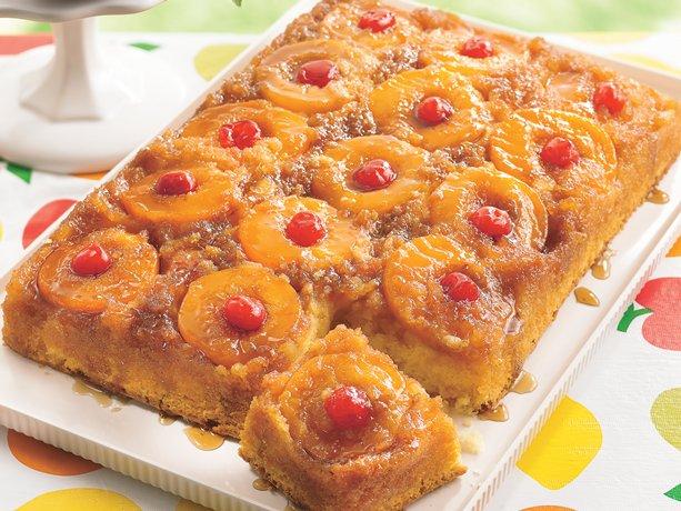 Pineapple Upside Down Cake Betty Crocker Yellow Cake Mix