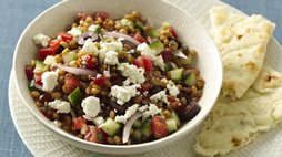 Greek Grain Salad