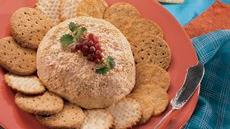 Three-Cheese Spread Recipe