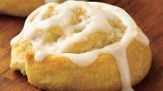 Crescent Lemon Honey Buns Recipe