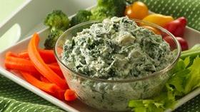 Spinach-Artichoke Dip Recipe