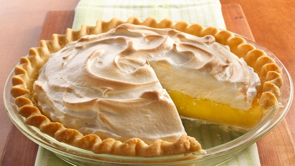 Lemon Meringue Pie recipe from Pillsbury.com