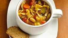 Garden Patch Minestrone Recipe