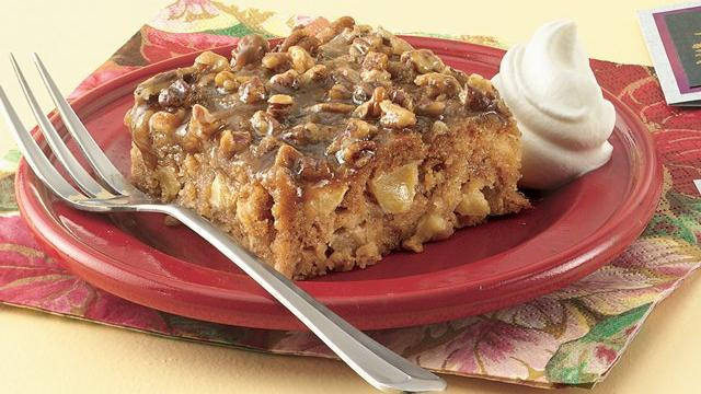 Image of Apple-pecan Dessert Squares, Pillsbury