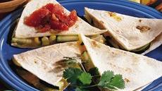Calabacita Quesadillas Recipe