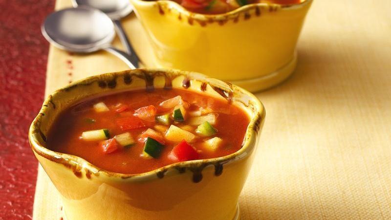 Spicy Gazpacho