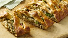 Italian Chicken Braid Recipe