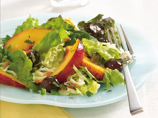 Santa Fe Nectarine Salad