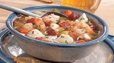Slow-Cooked Fisherman's Wharf Seafood Stew Recipe