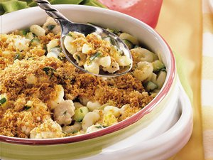Turkey Mac Casserole