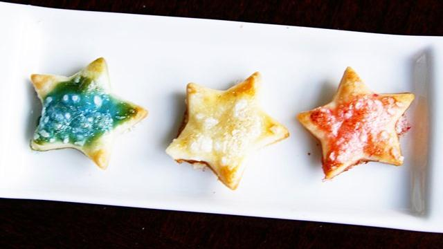 Patriotic Star Crackers