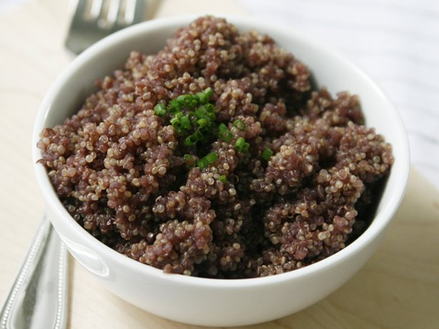 Drunken Quinoa