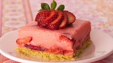 Triple Strawberry Dessert Recipe