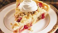 Streusel-Topped Apple, Cranberry and Fig Tart Recipe
