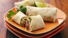 Chicken Mini Burritos Recipe