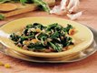Greens with Garlic and Raisins <I>(Saag)</I>