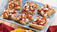 Pizza Squares Continental Recipe