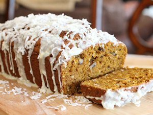 Coconut-Pumpkin&#32;Bread