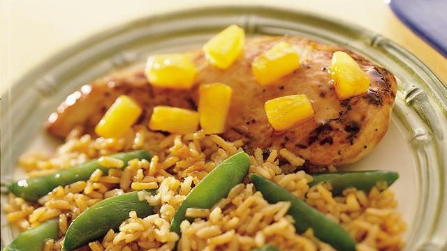 Image of Asian Chicken And Brown Rice, Pillsbury