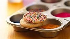 Muffin Cup Cookies Recipe