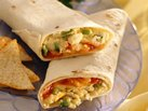 Mexican Breakfast Wraps