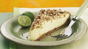 Key Lime Pecan Tart