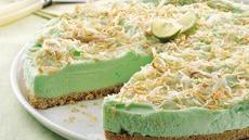 Frozen Key Lime Torte Recipe