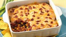 Bean and Bacon Fiesta Dip Recipe