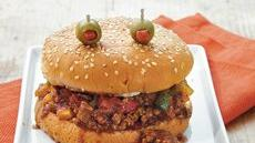 Halloween Sloppy Joes Recipe
