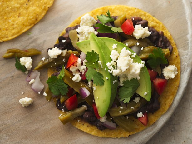Nopales Tostadas