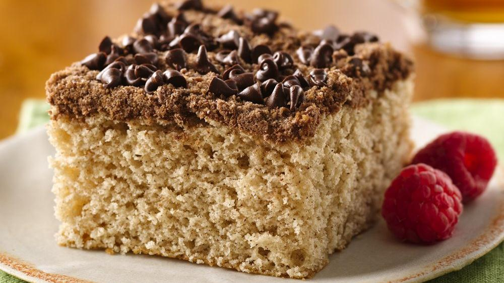 Chocolate Streusel Coffee Cake recipe from Pillsbury.com
