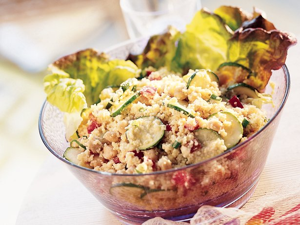 Garden Couscous Salad