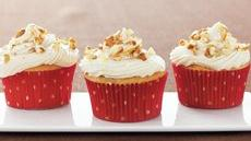 Apple Butter-Pecan Cupcakes Recipe