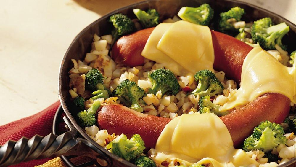 Sausage Skillet Supper
