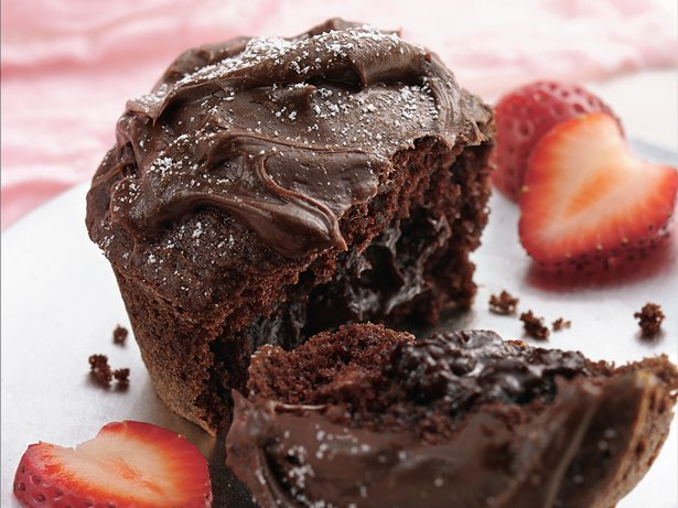 Molten Chocolate Cupcakes