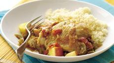Pepper-Curry Chicken Recipe