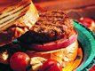 Grilled Caribbean Pork Burgers